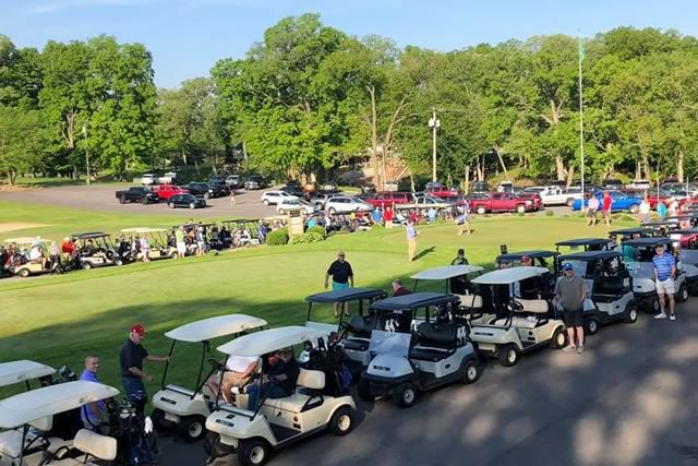 Host your next golf outing with us
